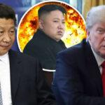 China pide a EEUU, Corea del Sur y Corea del Norte negociar para bajar tensión