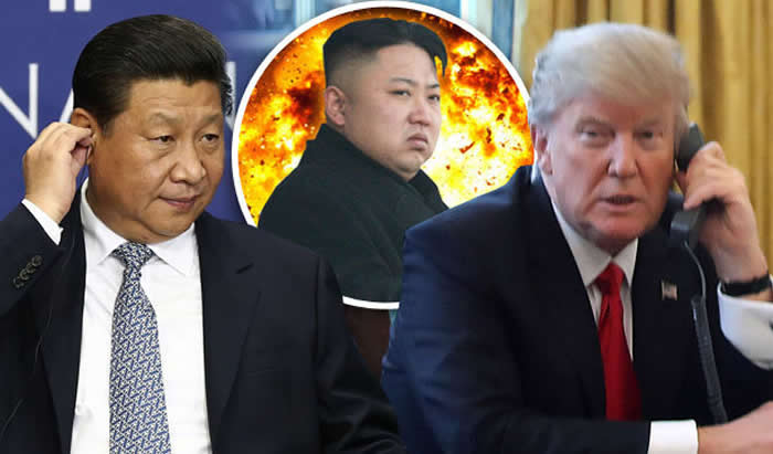 Trump habla con líderes de China, Japón y países del Golfo Pérsico