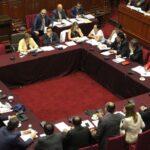 Subcomisión aprueba informe para elegir al Contralor General de la República