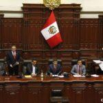 Congreso: Declaran instalado periodo legislativo 2017-2018