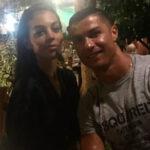 España: Cristiano Ronaldo confirma embarazo de su novia Georgina