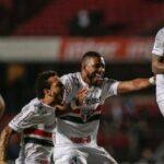 YouTube: Christian Cueva asiste para que Sao Paulo gane 1-0 a Vasco Da Gama