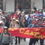 Cusco: Desde este miércoles descontarán remuneraciones a docentes en huelga