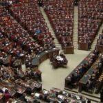 Cámara baja italiana aprueba recortar pensión de los parlamentarios