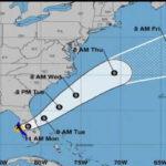 EEUU: 31 condados de Florida en emergencia  por tormenta Emily (VIDEO)
