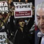 Brasil: 94% rechaza al gobierno de Michel Temer revela última encuesta