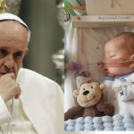 Papa Francisco reza por el bebé Charlie Gard y consuela a los padres