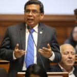 Frente Amplio presentó lista alternativa a Mesa Directiva del Congreso