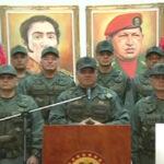Venezuela: Fuerza Armada rechaza amenaza de Trump y apoya Constituyente (VIDEO)