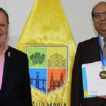 Bausate y Meza: Municipalidad de Jesús María homenajeó a licenciado Mario Gonzales Ríos