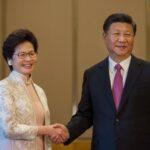 Carrie Lam toma posesión como primera mujer que gobierna Hong Kong