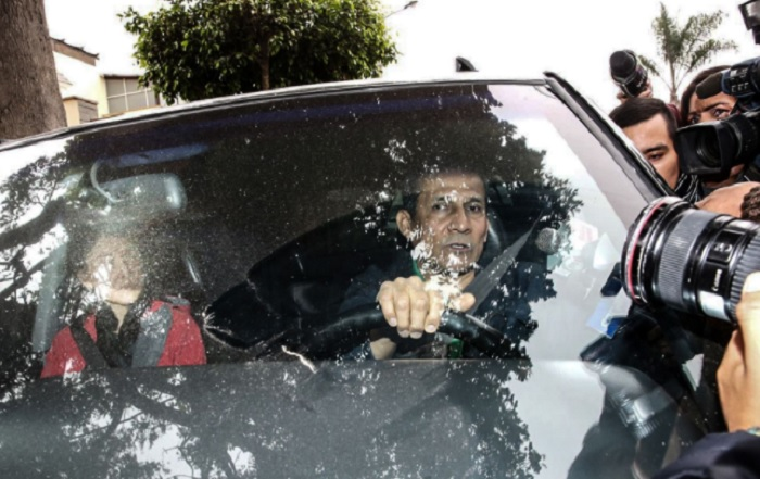 Ordenan Prisión para ex Presidente peruano Ollanta Humala