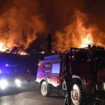 Portugal: Más de mil 200 bomberos luchan contra 5 grandes incendios (VIDEO)