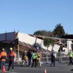 Terremoto de 6.4 grados con epicentro en el mar se siente en Nueva Zelanda