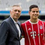 Bayern Múnich: James fue presentado y ya entrena con el equipo (VIDEO)