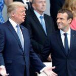 Trump y Macron celebran aniversario de la Bastilla al ritmo de Daft Punk