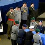 Helmut Kohl: Líderes mundiales presentan sus respetos en ceremonia fúnebre (VIDEO)