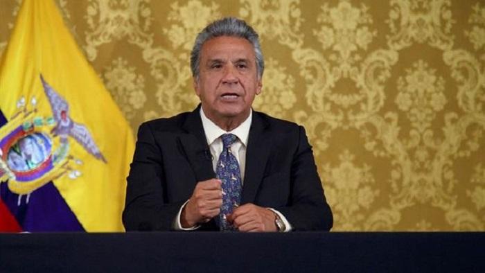 Lenín Moreno admite grave endeudamiento y anuncia medidas — Ecuador