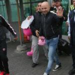 Jorge Sampaoli en Lima para los festejos del 90 aniversario del Sport Boys