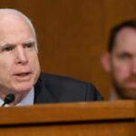 EEUU: Senador John McCain tiene cáncer en el cerebro