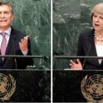 G20: A pedido británico suspenden reunión entre Mauricio Macri y Theresa May
