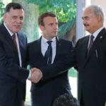Francia: Líderes libios firman un alto el fuego y acuerdan convocar a elecciones (VIDEO)