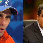 """Venezuela: Capriles apuesta por un diálogo """"con agenda, tiempo y resultado"""""""