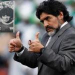 Maradona saluda por sus 67 años y lo tilda de 'fenómeno' a 'el Pato' Fillol