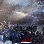 Alemania: Aumentan marchas de protesta en víspera de Cumbre del G20 (VIDEO)