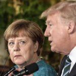 Merkel planea reunirse con Trump en la víspera de la cumbre del G20