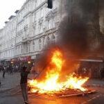 Alemania: Disturbios por cumbre del G20 dejan más de 150 policías heridos (VIDEO)