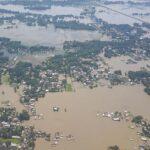 India: Medio centenar de muertos y casi dos millones de afectados por lluvias