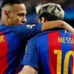 Neymar rompe su silencio al descartar que deje Barcelona y se vaya al PSG