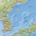 Corea del Norte: Sismo de 5.8 grados, evalúan si es prueba nuclear (VIDEO)