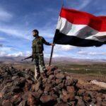 Ejército sirio toma control de pozos de petróleo y campo de gas en Al Raqa