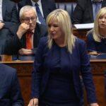 Sinn Fein culpa a Theresa May del fracaso de las negociaciones en Irlanda del Norte