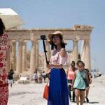 Grecia: Por ola de calor cierran la Acrópolis y otros sitios arqueológicos