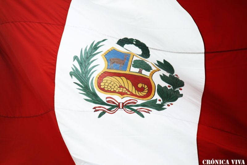 Presidente de Perú participa en ceremonia evangélica por fiestas patrias