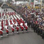 Fiestas Patrias: Delegaciones militares de 5 países presentes en Gran Parada Cívico-Militar