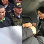 Francia niega categóricamente solicitud de asilo político de Humala y esposa