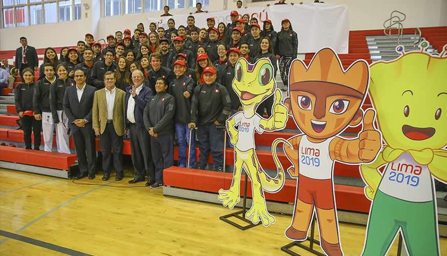 Panamericanos Lima 2019: PPK afirma que avanzan