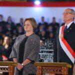 Fiestas Patrias: Kuczynski participó de misa y Te Deum (VIDEO)