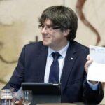 Independentistas catalanes apelan a normas internacionales para su consulta