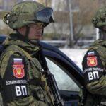 Siria: Negocian un posible despliegue de la policía militar rusa en Alepo