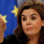 España: Gobierno afirma que bastan 24 horas para paralizar ley de referéndum