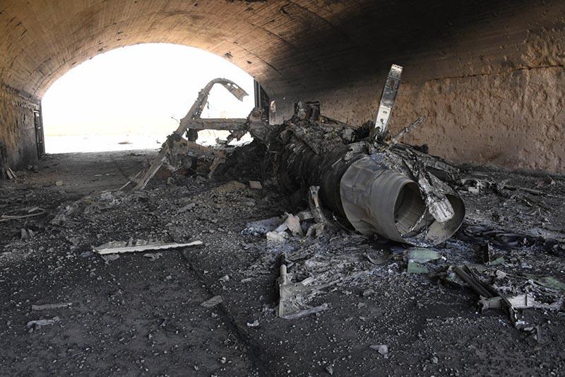 Siria insiste en que sus armas químicas fueron destruidas