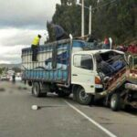 Ecuador: Dos accidentes de tránsito causan dieciocho muertes en Chimborazo