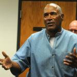 EEUU: Aíslan a OJ Simpson en penal por amenaza tras lograr libertad condicional