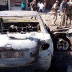 Siria: Tres coches bomba sacuden Damasco (VIDEO)