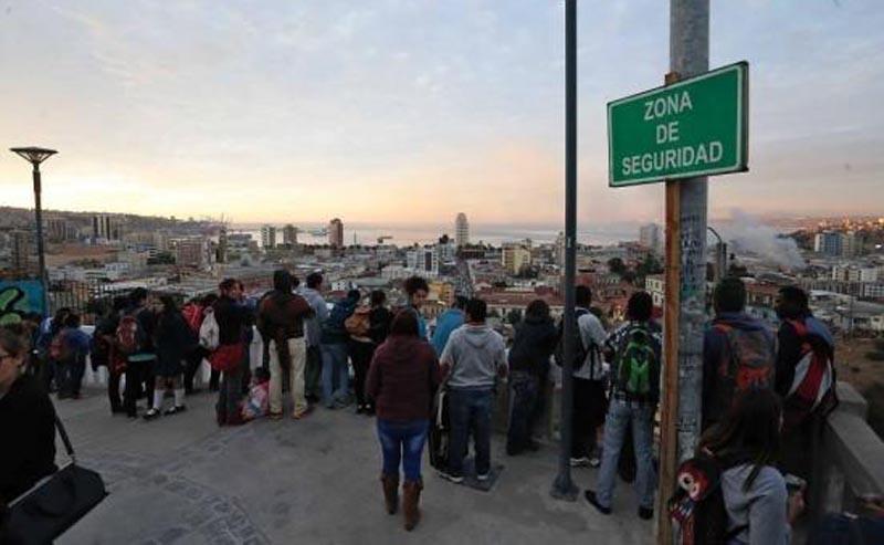 Sismo de magnitud 5,3 se registró en la región de Antofagasta — CHILE